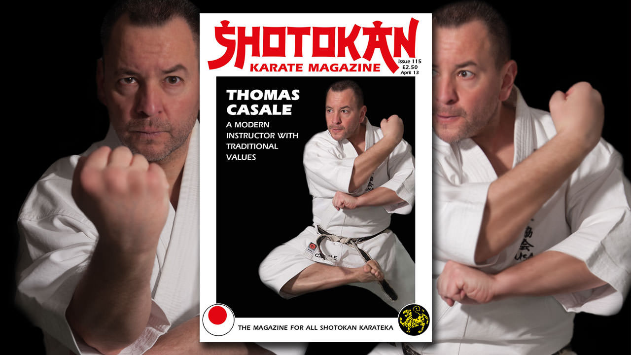 THOMAS CASALE Issue 115