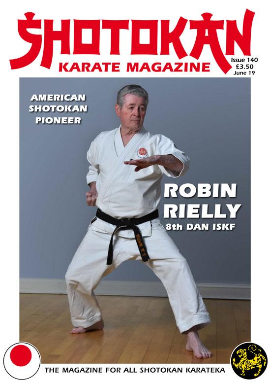 Shotokan Karate Magazine - Issue 140 - June 2019