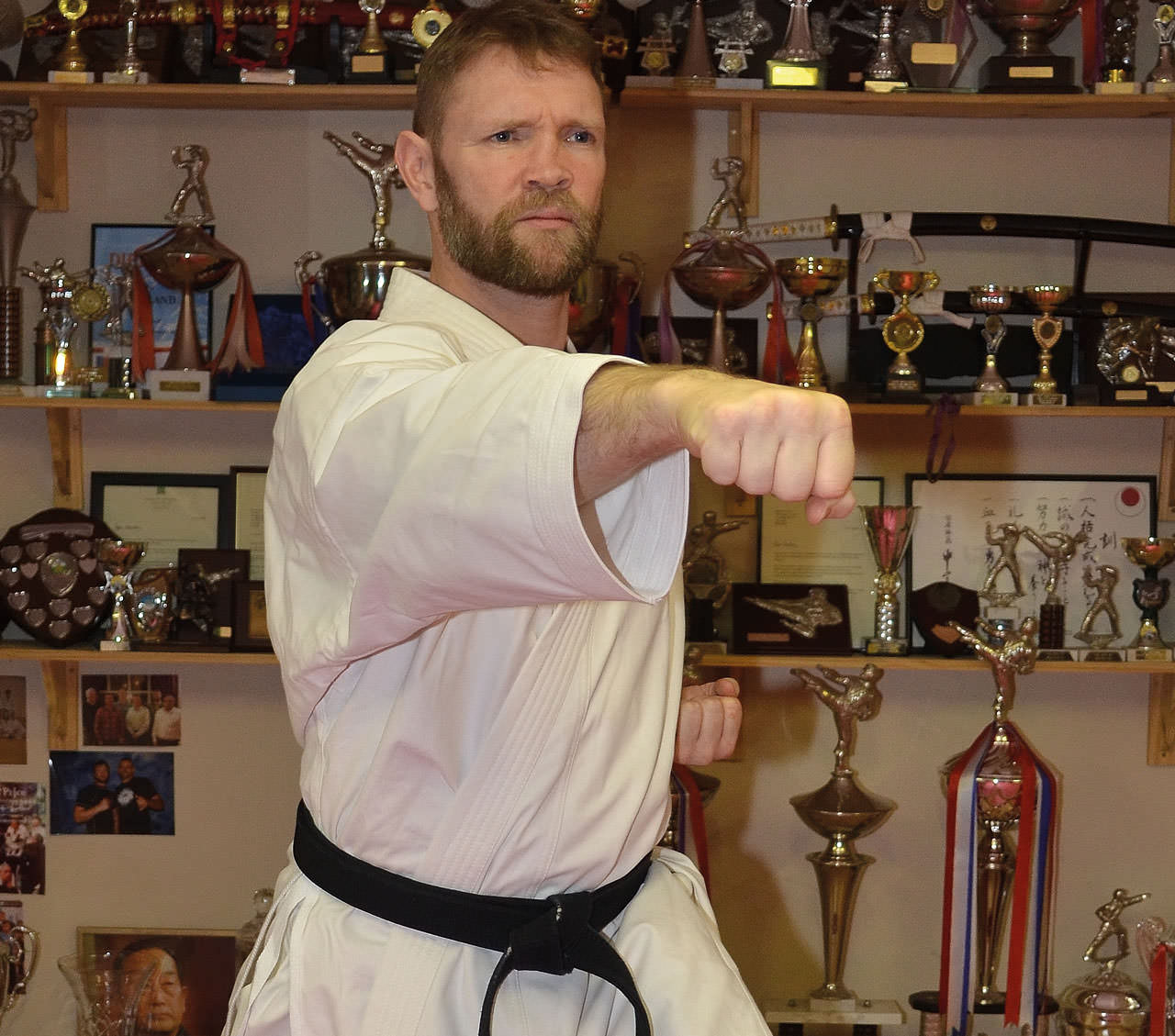 Image result for matt price karate