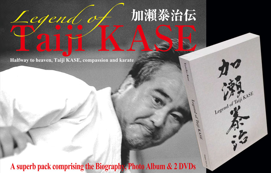 THE LEGEND OF TAIJI KASE