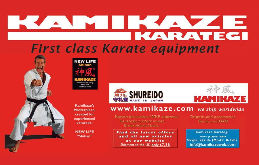 Kamikaze Karate Gi
