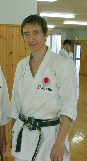 Author: Dr Dave Hooper 4th Dan JKA