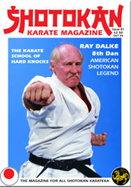 Shotokan Karate Magazine Issue 81 October 2004