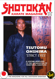 Shotokan Karate Magazine Issue 85 October 2005