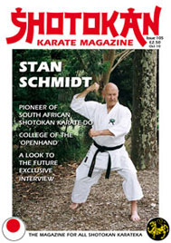 Shotokan Karate Magazine Issue 105 October 2010