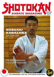 Shotokan Karate Magazine Issue 106 January 2011