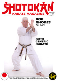 Shotokan Karate Magazine Issue 108 July 2011