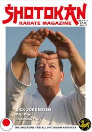 Shotokan Karate Magazine Issue 111 April 2012