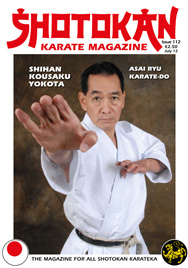 Shotokan Karate Magazine Issue 112 July 2012