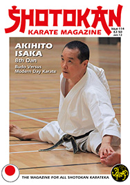 Shotokan Karate Magazine Issue 114 January 2013