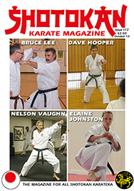 Shotokan Karate Magazine 117 October 2013