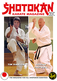 Shotokan Karate Magazine 118 January 2014
