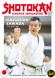 Shotokan Karate Magazine 119 April 2014