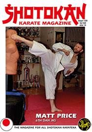 Shotokan Karate Magazine Issue 120 July 2014