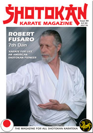 Shotokan Karate Magazine Issue 88 July 2006