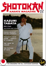 Shotokan Karate Magazine Issue 89 October 2006