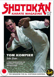 Shotokan Karate Magazine Issue 86 January 2006