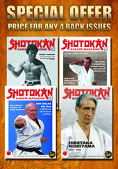 Special Offer 4 Back Issues