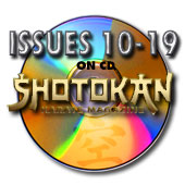 Back Issues 10-19 on CD