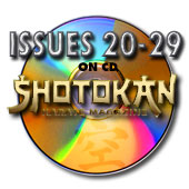 Back Issues 20-29 on CD