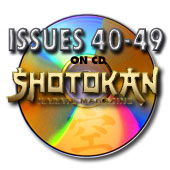 Back Issues 40-49 on CD