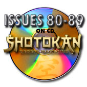 Back Issues 80-89 on CD