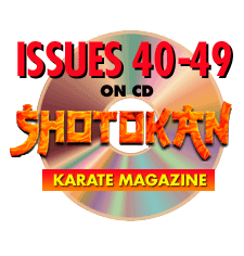 BACK ISSUES 40 - 49 ON CD
