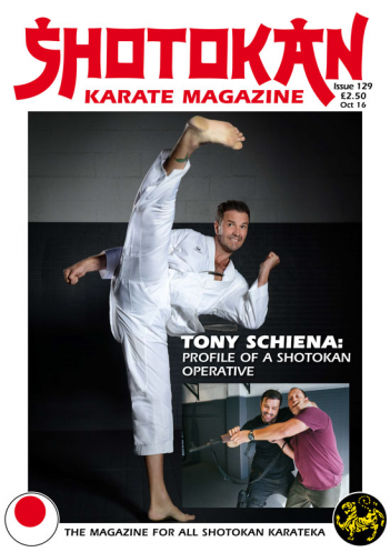 Shotokan Karate Magazine - Issue 129. - October 2016
